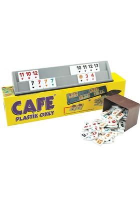 Cafe Plastik Okey Takımı