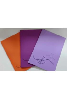 Keskin Color A4 - 40 Yaprak Plastik Kapak Defter Basic