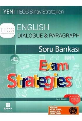Başka Yayıncılık 8. Sınıf Teog Englısh Dıalogue-Paragraph