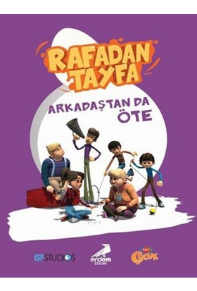 Rafadan Tayfa-5 Arkadaştan Da Öte