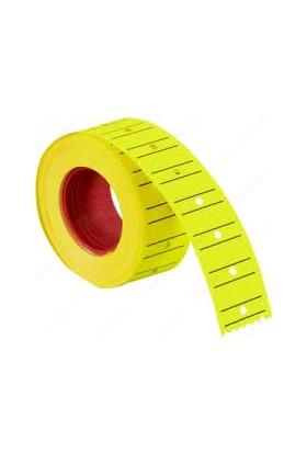 Bafix Sarı Fiyat Etiketi 10 Lu