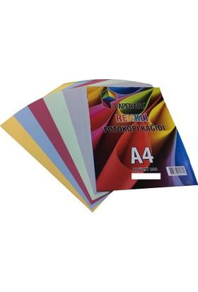 Paperart Renkli Fotokopi Kağıdı 30 Lu