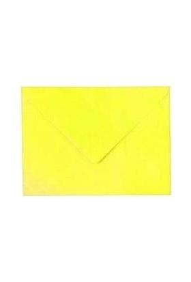 Oyal Sarı Davetiye Zarf 70 X 90 Mm