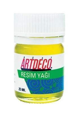 Artdeco Resim Yağı 25 Ml