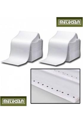 Meteksan 11 X 24 2 Nüsha 1000 Li Bilgisayar Kağıdı