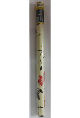 Bafix Çiçek Desenli Digifix 45 X 2 Mt