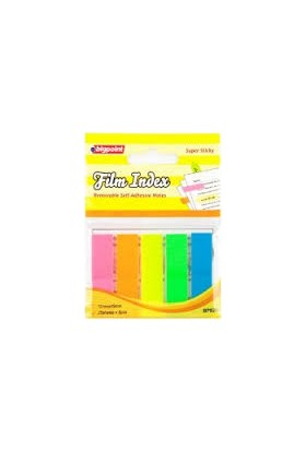 Bigpoint Film İndex Ayraç - Yapışkanlı Kağıt - 5 Renk