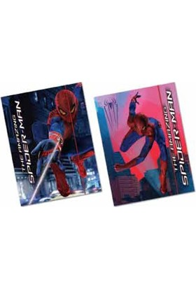 Keskin Spiderman 25 X 35 Lastikli Resim Dosyası