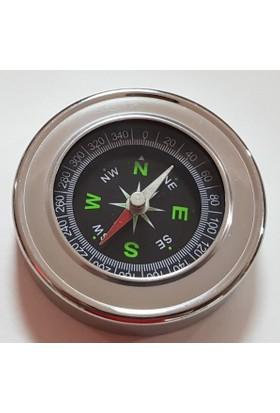 Compass Metal Pusula