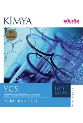 Kültür Yayınları Ygs Kimya Best Soru Bankası