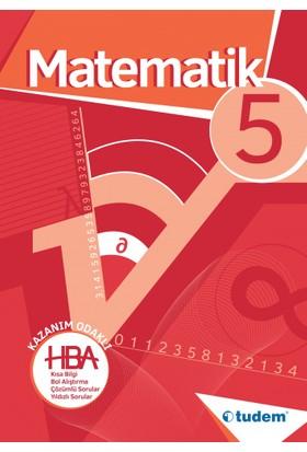 Tudem Yayınları 5. Sınıf Matematik Kazanım Odaklı Konu Anlatım