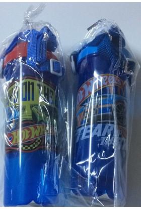 Hotwheels Plastik Matara 500 Ml Hwc-6392