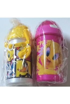 Cem Looney Tunes Plastik Matara 500 Ml