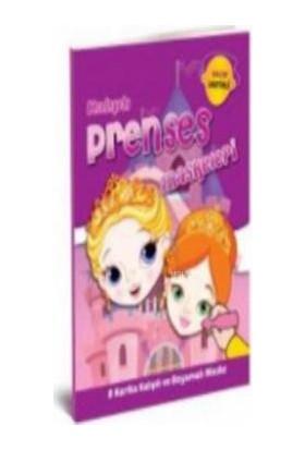 Kalıplı Prenses Maskeleri