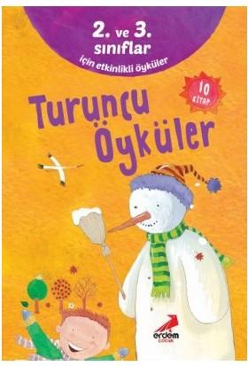 Erdem Çocuk Yayınları 2 . Ve 3. Sınıflar İçin Turuncu Öyküler