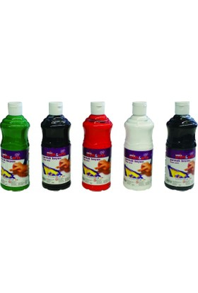 Craft And Arts Parmak Boya 500 Ml - Mor