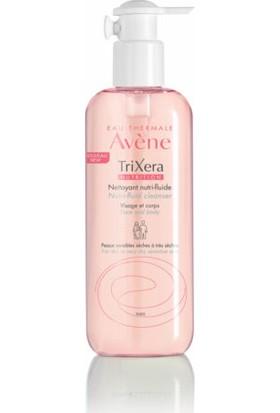Avene Trixera Nutrition Nutri-Fluid Cleanser 400 Ml - Balsam, Kuru Ve Çok Kuru Hassas Ciltler