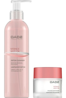 Babe Vitance Anti-Ox Kofre Paketi - Temizleyici %50 İndirimli