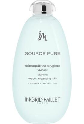 Ingrıd Mıllet Source Pure Oxygen Cleansing Milk 400 Ml