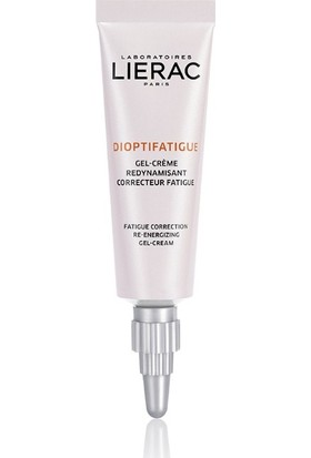 Lıerac Dioptifatigue Fatigue Correction Re-Energizing Gel Cream 15 Ml