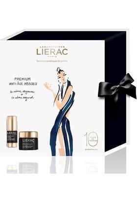 Lıerac Premium The Silky Cream 50 Ml Alana Premium Eye Care 15 Ml