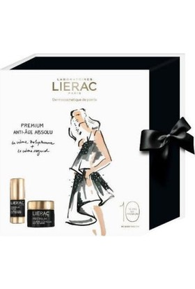Lıerac Premium The Voluptuous Cream 50 Ml Premium Eye Care 15 Ml