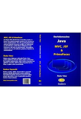 Derinlemesine Java - MVC, JSF & Primefaces Kitabı - Önder Teker