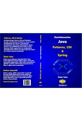 Derinlemesine Java - Patterns, CDI ve Spring Kitabı - Önder Teker