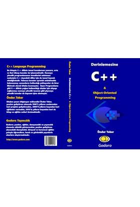 Derinlemesine C ++ ve Object-Oriented Programming Kitabı - Önder Teker