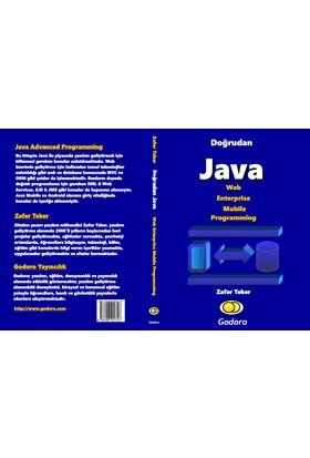 Doğrudan Java Web Enterprise Mobile Programming Kitabı - Zafer Teker