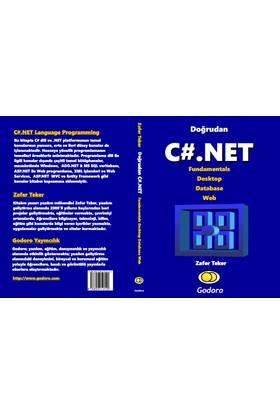 Doğrudan C#.Net Fundamentals Desktop Database Web Kitabı - Zafer Teker