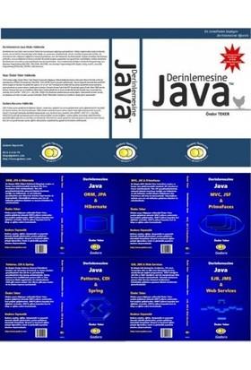 Derinlemesine Java - 1 Standart + 4 Kurumsal Kitap - Önder Teker