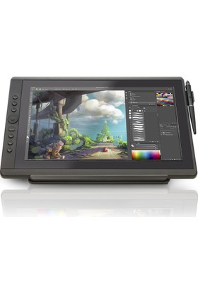 "UC Logic Artisul D16 15.6"" Full HD IPS Ekran Basınç Hassasiyetli Grafik Tablet (UCSP1601) + Stand"