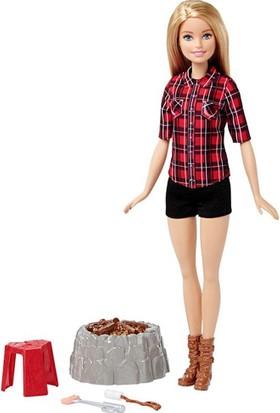 Barbie Kampa Giden Barbie