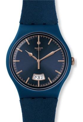 Swatch Cent Bleu Suon400 Unisex Kol Saati