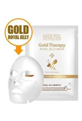 Limonian Gold Royal Jelly -Arı Sütlü Dolgunlaştırıcı Besleyici Yüz Maskesi