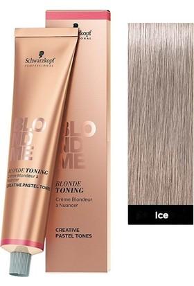 Schwarzkopf Blondme T İce Buz Saç Boyası 60Ml
