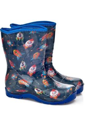 Pali Çocuk Yağmur Çizmesi Roket