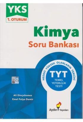 Aydın Yks-Tyt Kimya Soru Bankası 1. Oturum