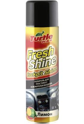 Turtle Wax Torpido Temizleyici, Parlatıcı & Koruyucu 500 ml