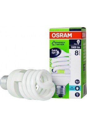Osram 23 Watt E-27 Beyaz Işık Enerji Tasarruflu Ampul 10 Adet 23W