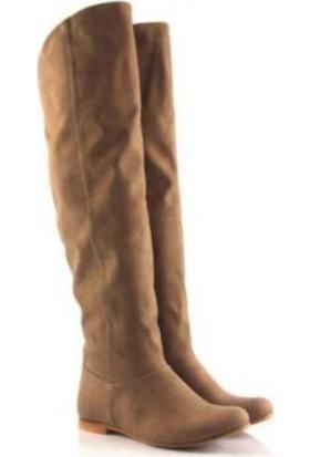37numara Vizon Renk Binici Çizme Modelleri