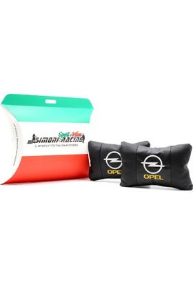 Simoni Racing Opel Logolu Deri Ortopedik Boyun Yastığı 422794