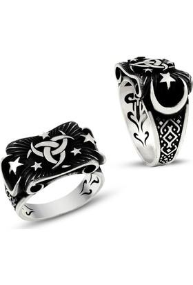 Affix Silver Gümüş Yeni Kasa Teşkilat-I Mahsusa Yüzüğü