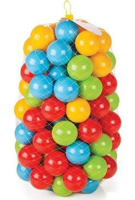 Norfolk Oyun Havuzu Topları 7 cm 50'li - Şişme Havuz Topu