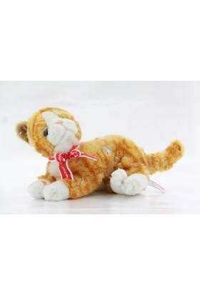 Fisher-Price Büyük Boy Peluş Kedi Sarı
