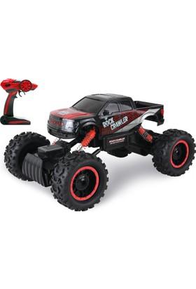 Hedef R/C 1:14 Rock Crawler 4X4 Wd Uzaktan Kumandalı Araba Buggy Jeep