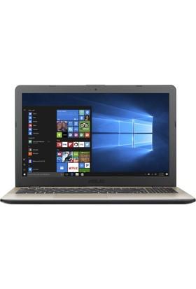 """Asus X542UR-GQ277T Intel Core i5 7200U 4GB 1TB GT930MX Windows 10 Home 64 Bit 15.6"""" Taşınabilir Bilgisayar"""