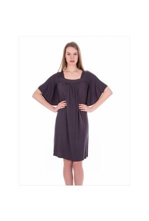 Ayyıldız 59406 Vizon Elbise