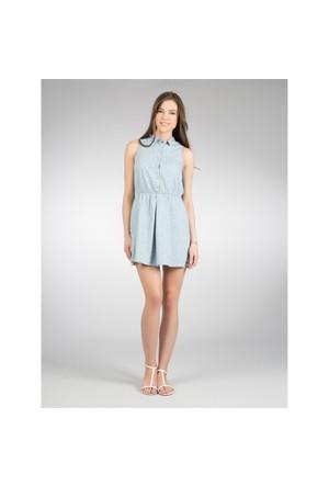 Colin's Mavi Kadın Elbise